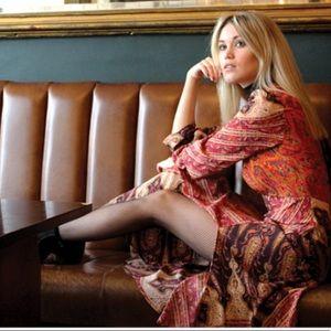 Silk Rixo London Dress